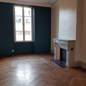 renovation artisan peintre peinture papier peint parquet salon orleans (4)