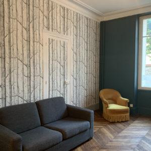 renovation peintre artisan piece a vivre peinture papier peint orleans (1)