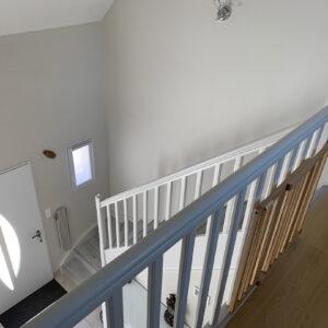 renovation peinture artisan peintre saint jean de braye escaliers